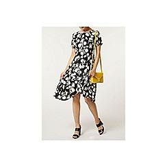 Dorothy Perkins - Floral asymmetric midi dress