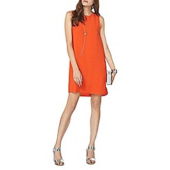 Dorothy Perkins - Zip side shift dress