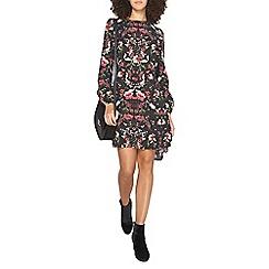 Dorothy Perkins - Tall floral print midi dress