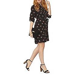 Dorothy Perkins - Heart print shirt dress