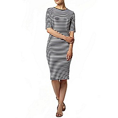 Dorothy Perkins - Stripe bodycon dress
