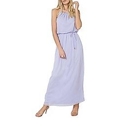 Dorothy Perkins - Lilac chain maxi dress
