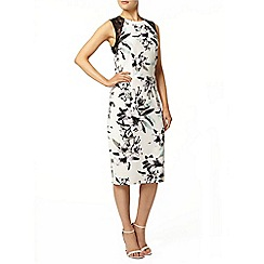 Dorothy Perkins - Lily printed bodycon dress