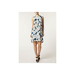 Dorothy Perkins - Blue printed shift dress