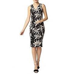 Dorothy Perkins - Oriental pencil dress