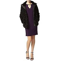 Dorothy Perkins - Tall purple cuff shift dress