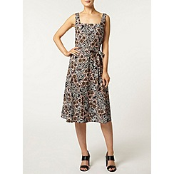 Dorothy Perkins - Square neck midi dress