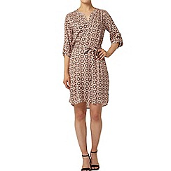 Dorothy Perkins - Tile placket shirt dress
