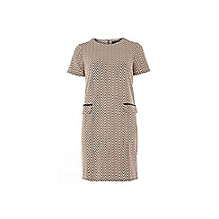 Dorothy Perkins - Tall chevron shift dress