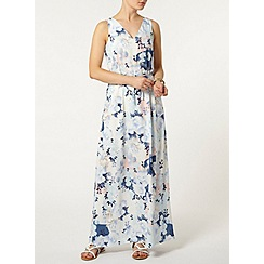 Dorothy Perkins - V neck floral maxi dress