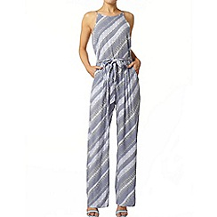 Dorothy Perkins - Printed strappy jumpsuit