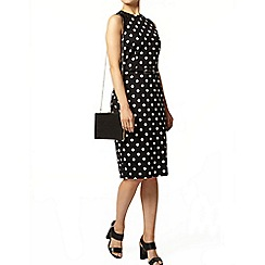 Dorothy Perkins - Spot lace bodycon dress