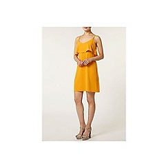 Dorothy Perkins - Orange layer sundress