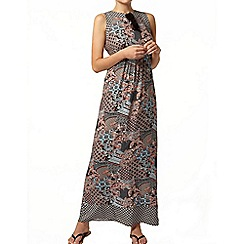 Dorothy Perkins - Patchwork maxi dress