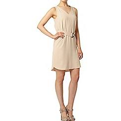 Dorothy Perkins - Stone d-ring shift dress