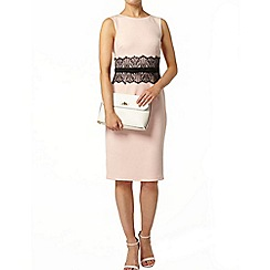 Dorothy Perkins - Blush waist pencil dress