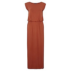 Dorothy Perkins - Tall rust maxi dress