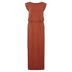 Dorothy Perkins - Tall rust maxi dress