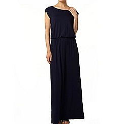 Dorothy Perkins - Navy t-shirt maxi dress