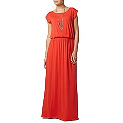 Dorothy Perkins - Red t-shirt maxi dress