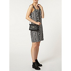 Dorothy Perkins - Paisley pinny dress