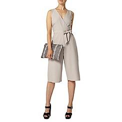 Dorothy Perkins - Grey culotte jumpsuit