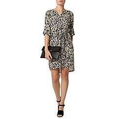 Dorothy Perkins - Daisy placket shirt dress