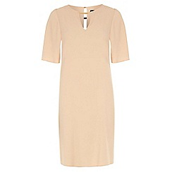 Dorothy Perkins - Tall blush flutter sleeve dress