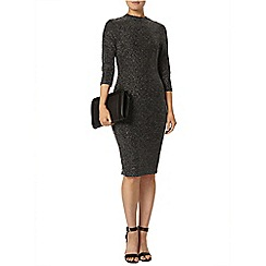 Dorothy Perkins - High neck bodycon dress