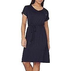 Dorothy Perkins - Navy jersey midi dress