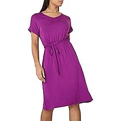 Dorothy Perkins - Purple jersey midi dress