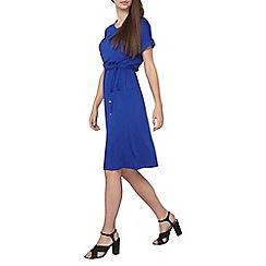 Dorothy Perkins - Tall cobalt jersey midi dress