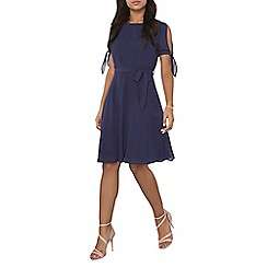 Dorothy Perkins - Chiffon fit and flare dress