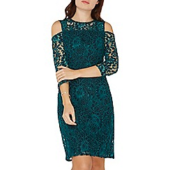 Dorothy Perkins - Cordered lace pencil dress