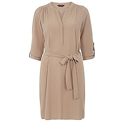 Dorothy Perkins - Tall stone shirt dress