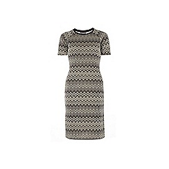 Dorothy Perkins - Tall chevron bodycon dress