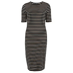 Dorothy Perkins - Tall stripe bodycon dress