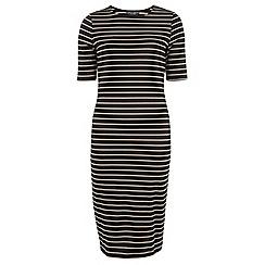 Dorothy Perkins - Tall stripe bodycon dress