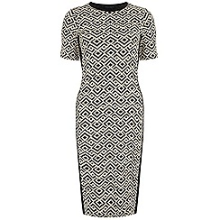 Dorothy Perkins - Tall stone pencil dress