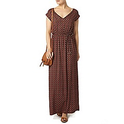 Dorothy Perkins - Tile printed maxi dress