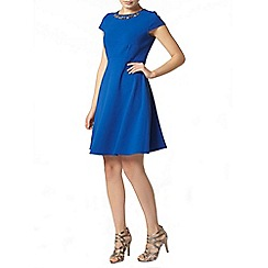 Dorothy Perkins - Cobalt embellished dress