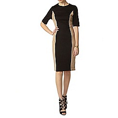 Dorothy Perkins - Tall side panel bodycon dress