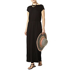 Dorothy Perkins - Black lace insert maxi dress