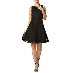 Dorothy Perkins - Stripe mesh dress