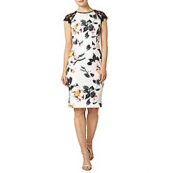 Dorothy Perkins - Floral printed pencil dress