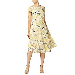 Dorothy Perkins - Floral printed fit and flare dress