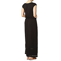 Dorothy Perkins - Trim detailed maxi dress