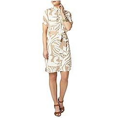 Dorothy Perkins - Zebra shirt dress