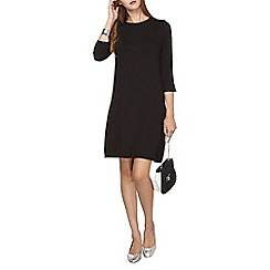 Dorothy Perkins - Black swing dress