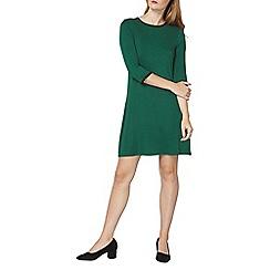 Dorothy Perkins - Green swing dress